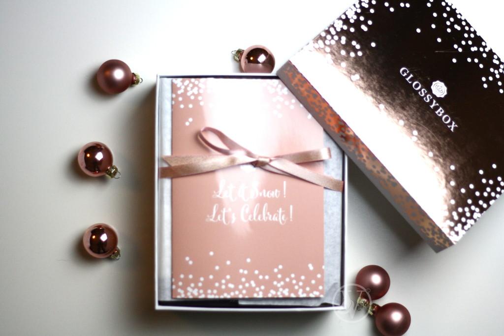 Glossybox Christmas2015