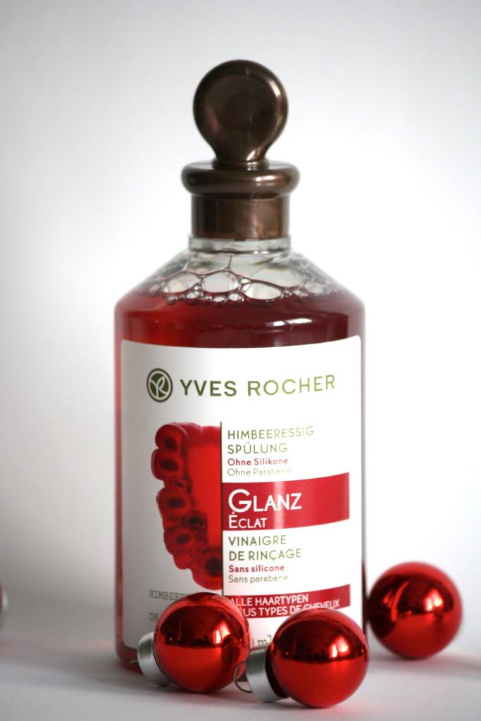 YvesRocherHimbeeressigspülung