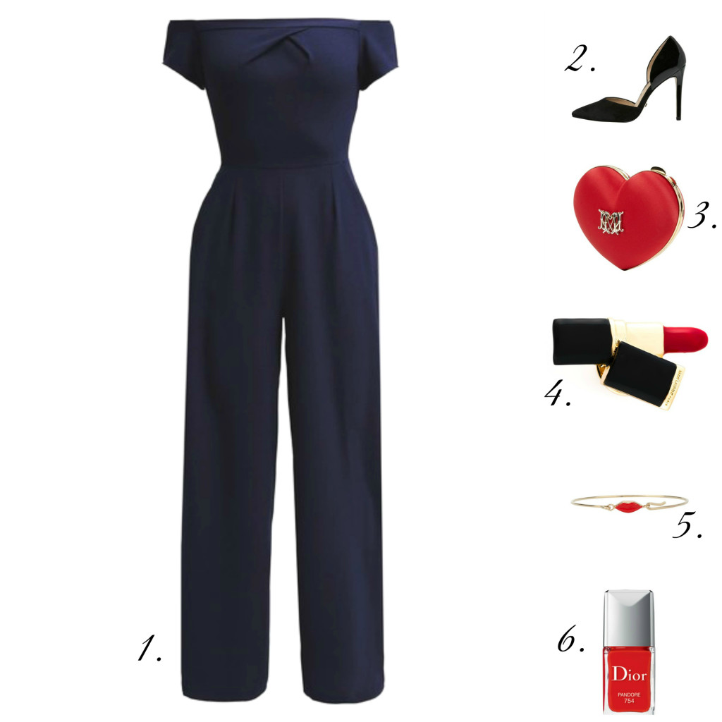 Outfit Valentine's Day